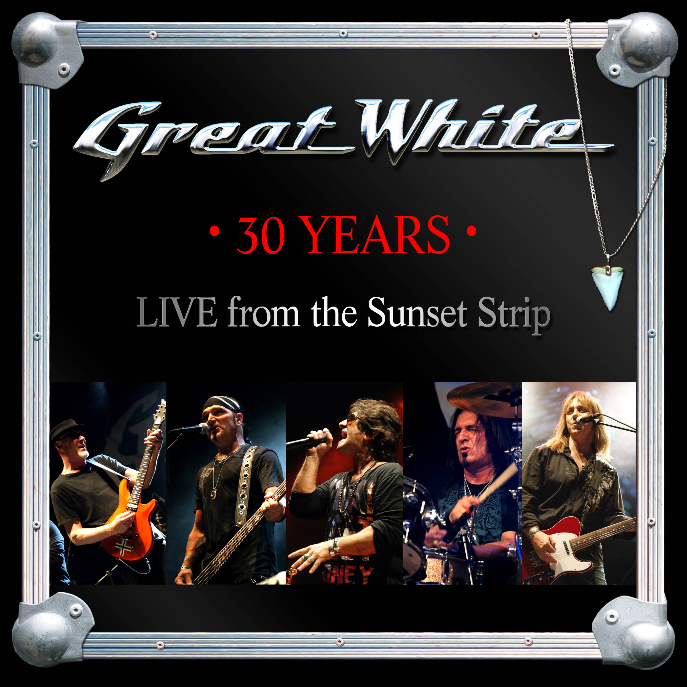 Great White 30 Years Live From The Sunset Strip Review
